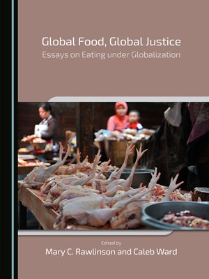 cover image of Global Food, Global Justice