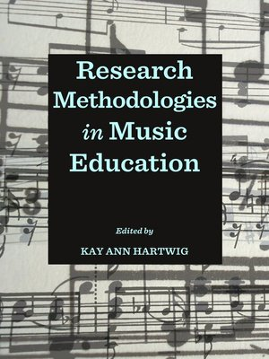 cover image of Research Methodologies in Music Education