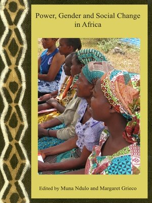 cover image of Power, Gender and Social Change in Africa