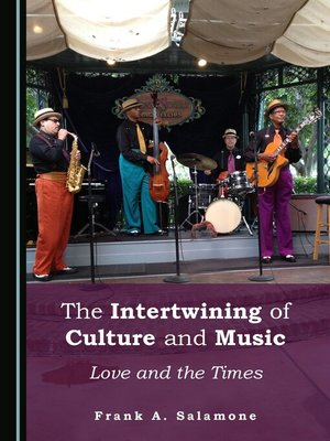 cover image of The Intertwining of Culture and Music