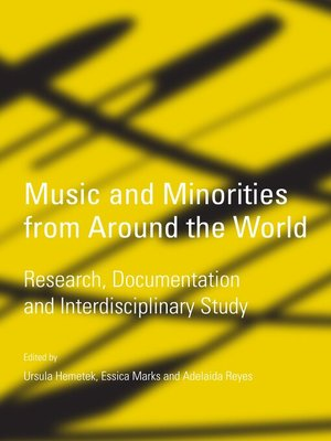 cover image of Music and Minorities from Around the World