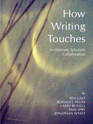cover image of How Writing Touches