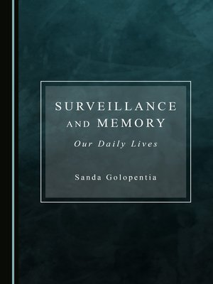 cover image of Surveillance and Memory