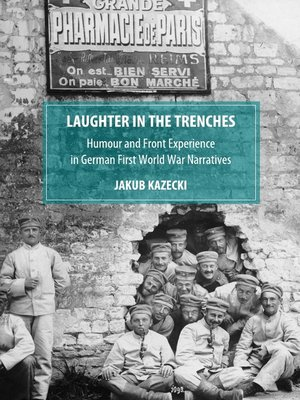 cover image of Laughter in the Trenches