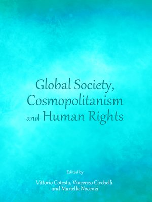 cover image of Global Society, Cosmopolitanism and Human Rights
