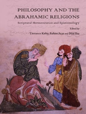 cover image of Philosophy and the Abrahamic Religions
