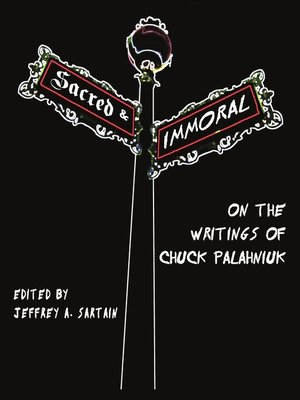 cover image of Sacred and Immoral