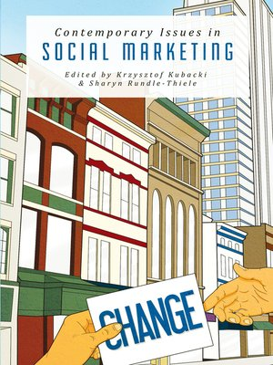 cover image of Contemporary Issues in Social Marketing