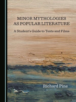 cover image of Minor Mythologies as Popular Literature