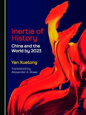 cover image of Inertia of History
