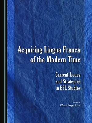 cover image of Acquiring Lingua Franca of the Modern Time