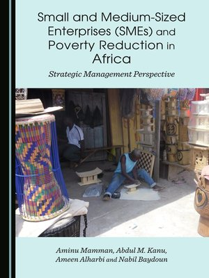 cover image of Small and Medium-Sized Enterprises (SMEs) and Poverty Reduction in Africa