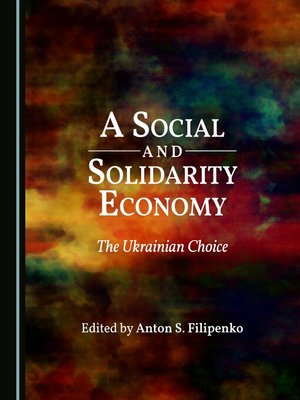 cover image of A Social and Solidarity Economy
