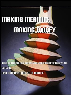 cover image of Making Meaning, Making Money