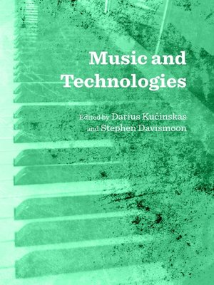 cover image of Music and Technologies
