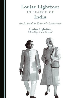 cover image of Louise Lightfoot in Search of India