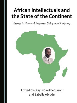 cover image of African Intellectuals and the State of the Continent