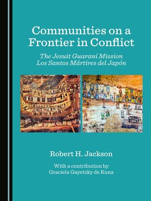 cover image of Communities on a Frontier in Conflict