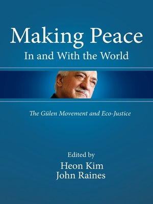 cover image of Making Peace In and With the World