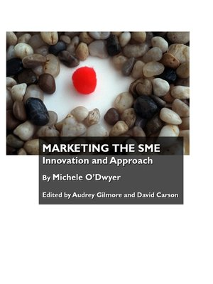 cover image of Marketing the SME