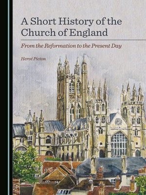 cover image of A Short History of the Church of England