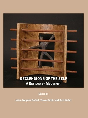 cover image of Declensions of the Self