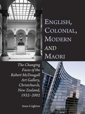 cover image of English, Colonial, Modern and Maori