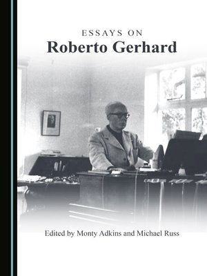 cover image of Essays on Roberto Gerhard