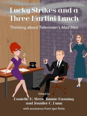 cover image of Lucky Strikes and a Three Martini Lunch