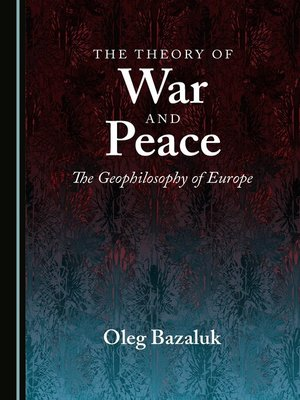 cover image of The Theory of War and Peace