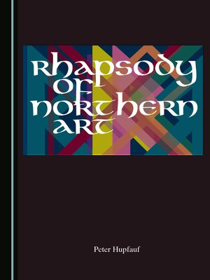 cover image of Rhapsody of Northern Art