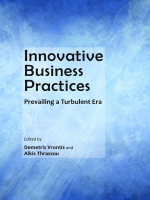 cover image of Innovative Business Practices