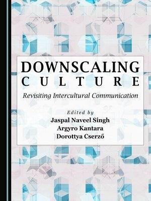cover image of Downscaling Culture