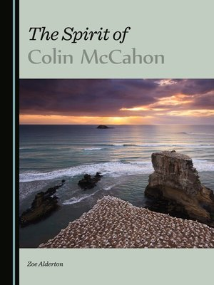 cover image of The Spirit of Colin McCahon