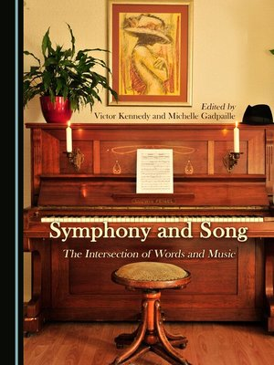 cover image of Symphony and Song