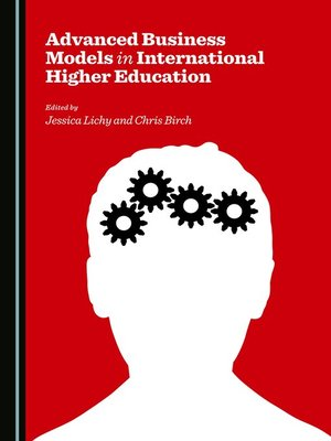 cover image of Advanced Business Models in International Higher Education