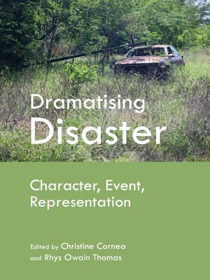 cover image of Dramatising Disaster