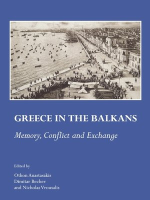 cover image of Greece in the Balkans