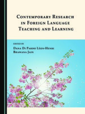 cover image of Contemporary Research in Foreign Language Teaching and Learning