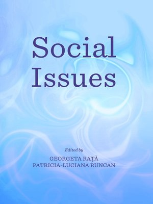 cover image of Social Issues