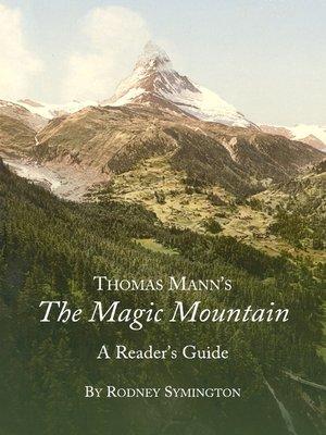 cover image of Thomas Mann's The Magic Mountain
