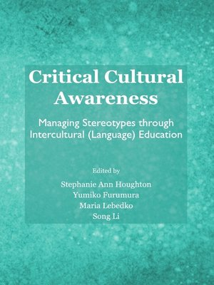 cover image of Critical Cultural Awareness