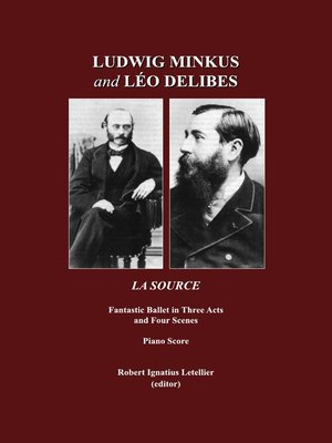 cover image of Ludwig Minkus and Léo Delibes