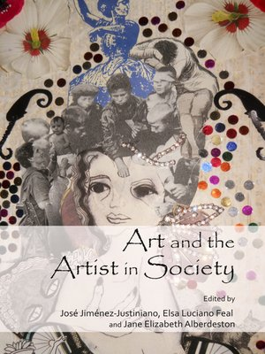 cover image of Art and the Artist in Society