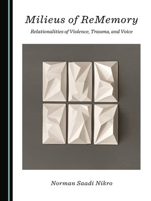 cover image of Milieus of ReMemory