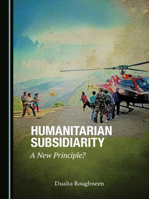 cover image of Humanitarian Subsidiarity
