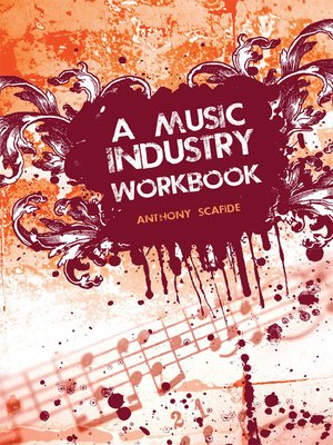 cover image of A Music Industry Workbook