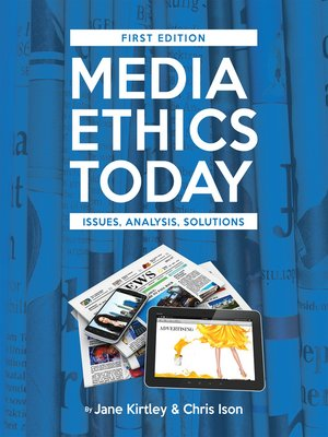 cover image of Media Ethics Today