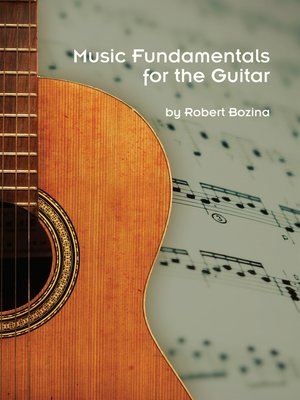 cover image of Music Fundamentals For the Guitar