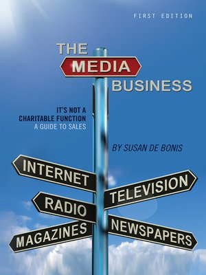 cover image of The Media Business